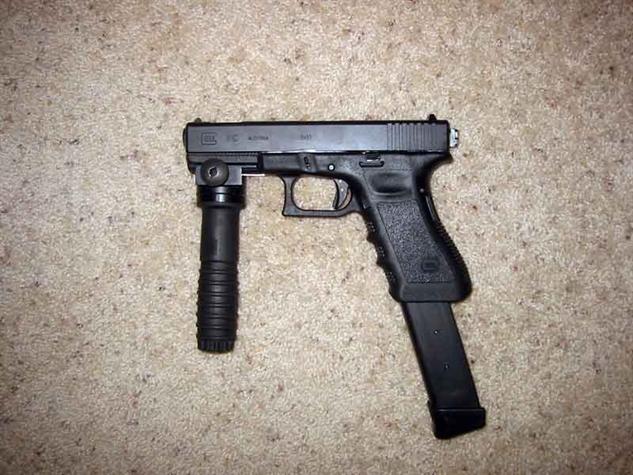 Image Gallery Glock 18 Gun