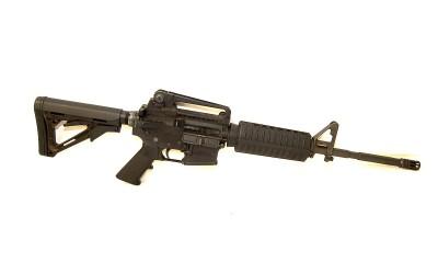 Shoot a Colt M-4