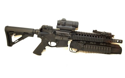 Shoot a Daniel Defense MK18