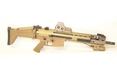 Shoot an FN SCAR 17
