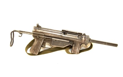 Shoot an M3A1 Grease Gun