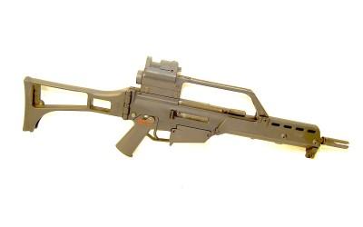 Shoot an HK G36