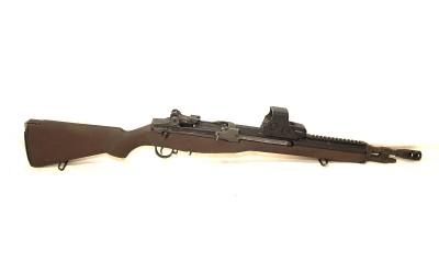 Shoot an M-14