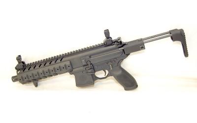 Shoot a Sig MPX