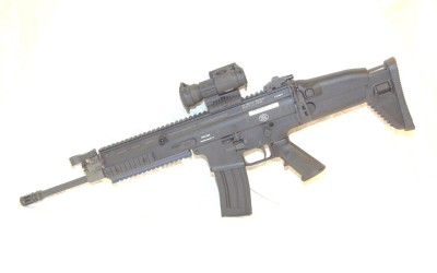 Shoot a FN USA SCAR-16 5.56mm
