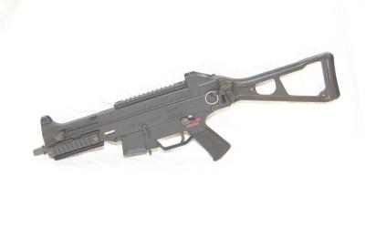 Shoot a HK UMP 45acp