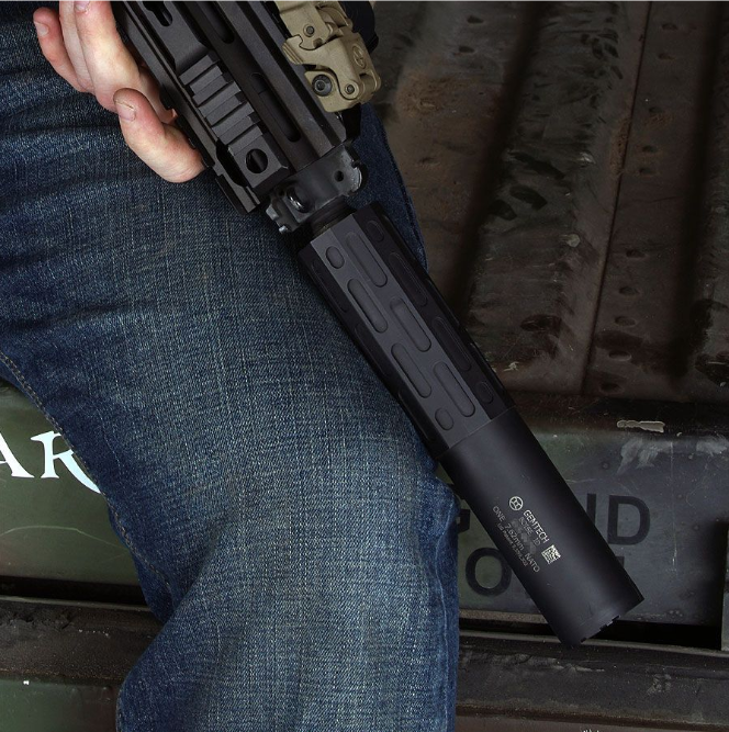 Multi-Caliber Gemtech ONE Suppressor on Sale