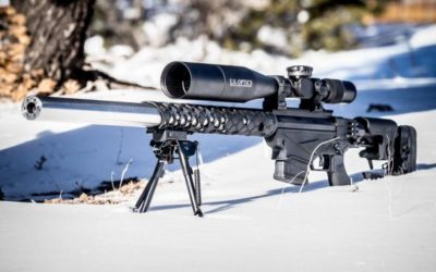 Witt Integrally Suppressed Ruger Precision Rifle